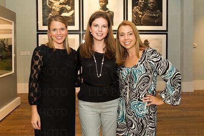 Lorie Graham, Katie Edwards, Lindsey White