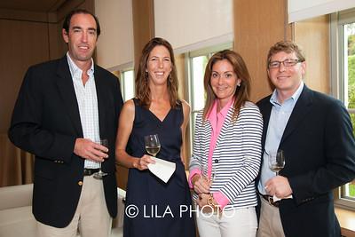 Chris & Louisa Ordway, Kristen Walsh, Ron Shaffer
