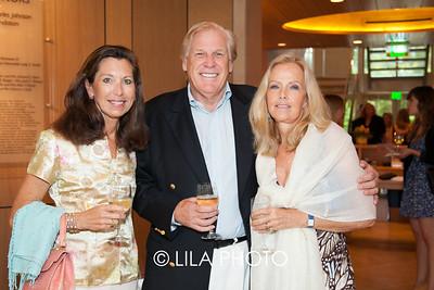 Carol Williams, Peter Knollenberg, Pieternel Knollenberg