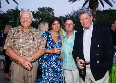 Richard & Marlayna Bock, Rebecca & Michael Mackintosh