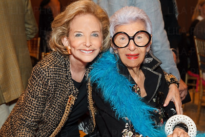 Mickey Beyer, Iris Apfel