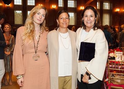 Mary Brittain Cheatham, India Foster, Mary Morse