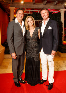 Steve Rothman, Kristina Lloyd, Don Langdon