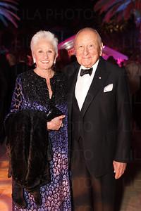 Susie & Ambassador Ed Elson
