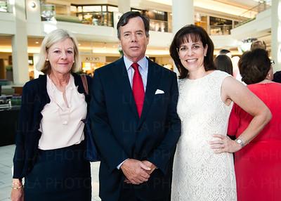 Alexandra & Gary Woodfield, Amy Borman