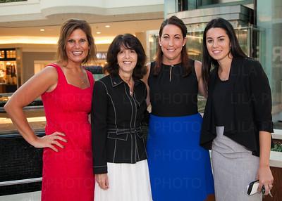 Tracy L. Cooper, Kathy Willoughby, Stephanie Glavin, Nikki Morley