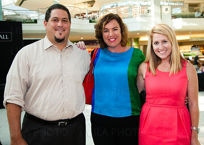 Pepe Sosa, Hannah Sosa, Erin Devlin