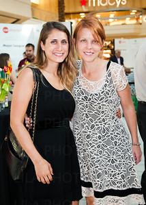 Tiffany Freisberg, Megan Hickey