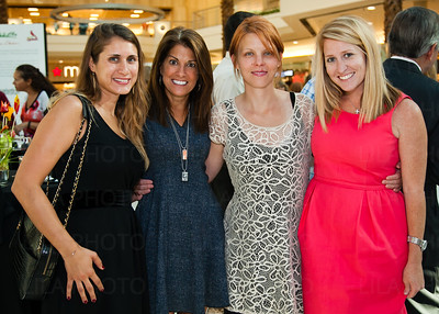 Tiffany Freisberg, Tamra Fitzgerald, Megan Hickey, Erin Devlin