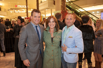 Jay Cashmere , Michelle Jacobs and Josh Cohen.