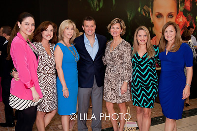 Dana Romanelli, Michele Jacobs, Wendy Joiner, Jay Cashmere, Elizabeth Griffin, Kelly Cashmere, Marlo Massey