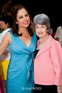 Myra Hoffstein, Carol Wright