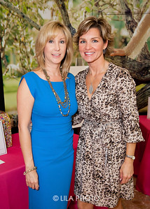 Wendy Joiner, Elizabeth Griffin; co - chairs of A Pair to Remember