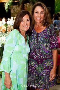 Shirley Ferris, Sandy Finck