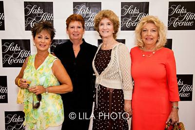 Mary Flanhean, Ann Bowler, Bernadette Levy, Sandy Berkenfeld