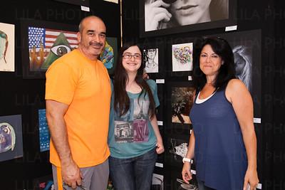 Anselmo, Savanna, & Ann Saiz