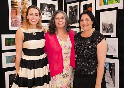Sarah Davis, Petra Osborne, Melissa Ford