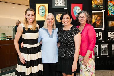 Sarah Davis, Nancy McAllister, Melissa Ford, Petra Osborne
