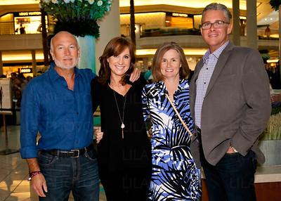 Bob & Michele Jacobs, Denise & Matt Brestle