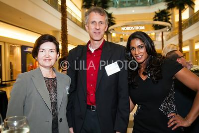 Razilya Todor, Dr. Matthias Haury, Sheryl Simon