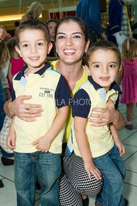 Mark, Rena, Christopher Ramia