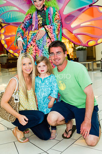 Alison Crawford, Chloe, Brandon Crawford