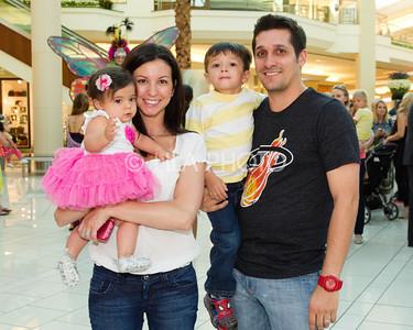 Sofia, Lena, Christian, Carlos Miquel