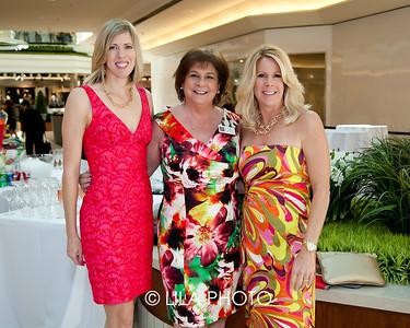 Tara Duhy, Sue Ventura, Donna Lewis