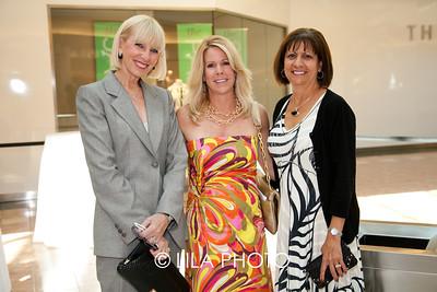 Donna Hamilton, Donna Lewis, Connie Gibson
