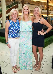 Mimi, Carole Anne & Paige Vaughan