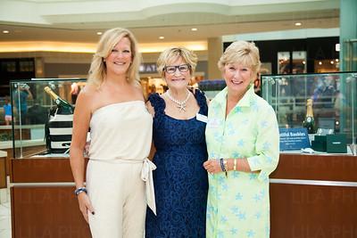 Lisa Golden, Beverly Reddington, Patti McCrohan