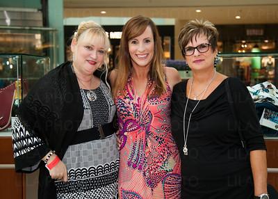 Lisa Glassman, Kelly Murphy, Kim Cunningham