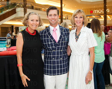 Patricia Santucci, Jack Lighton, Betsy Munson