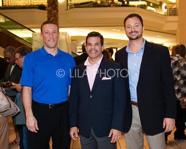 Lance Nelson, JC Solo, Eric Inge