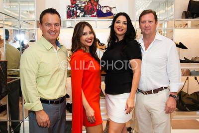 Ruben Ocampo, Sally Chandler, Rita Ullom, Todd Ullom