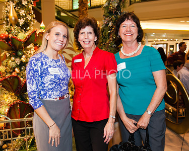 Lauren Fifarek, Laurie Albert, Patty Dent