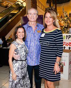 Donna Goldfarb, Eddie Tybuszynski, Natalie Garland