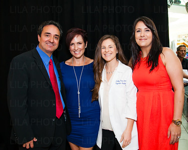 Dr. Ricardo Mejia, Senta Evans, Ashley Hess, Micki Kelly