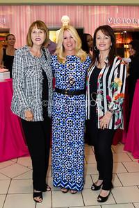 Nancy Goldman, Donna Lewis, Jackie Steckler