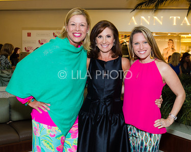 Michelle McGann, Michele Jacobs, Kelly Cashmere