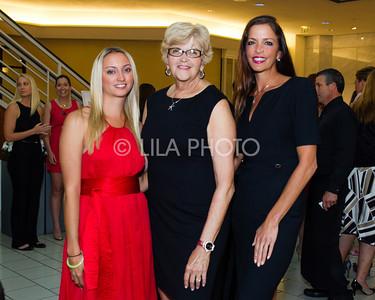 Fallon Staropoli, Terri Campbell, Nannette Staropoli