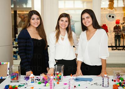 Sarah Rodriguez, Mimoza Shehu, Amanda Gutierrez