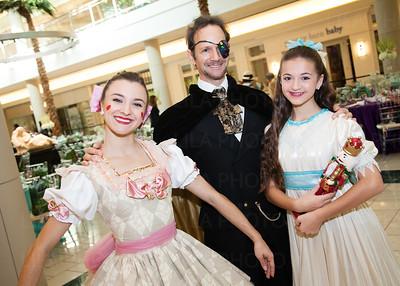 Madeleine Miller, Marshall Levin, Meredith Fortini