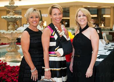 Donna Boyette, Shannon Ball, Brenda McGarrity