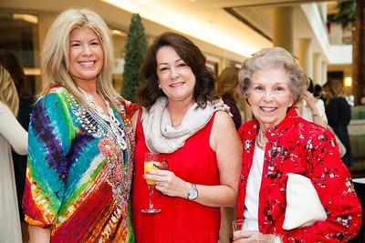 Sally Shorr, Carolyn Isaac, Margaret Robson