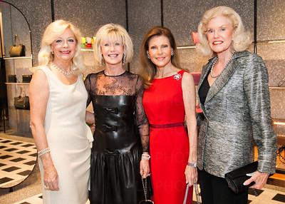 Janet Levy, Judi Richards, Gail Worth, Faith Morford