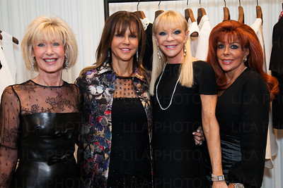 Judi Richards, Soula Rifkin, Linda Adelson, Wendy Roberts