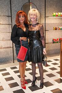 Wendy Roberts, Judi Richards