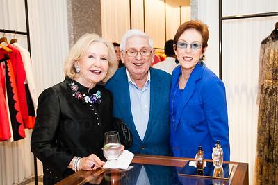 Judy & Mort Simkins, Toby Davidov