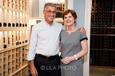 Bill and Linda Sanderson